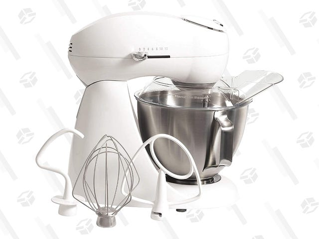 Bland ting op med denne $ 170 Hamilton Beach Stand Mixer