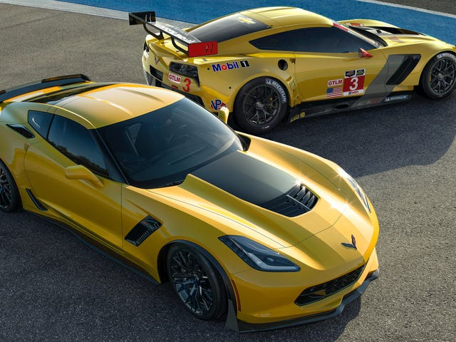 Fourth Class Action Lawsuit Filed Over Corvette Z06s Going Into Limp Mode On Track