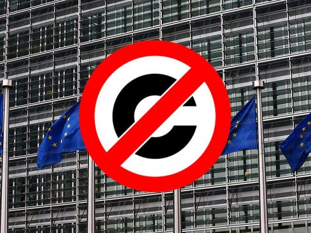 Батьки-засновники Інтернету заявляють про те, що ЄС розплющить свій поганий закон про авторські права