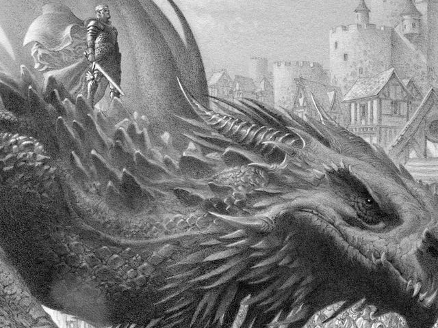 Ease Your Game of Thrones Withdrawal With This Exclusive Sneak Peek at George R.R. Martin's Fire and Blood