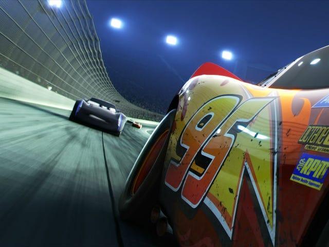 Đoạn trailer của Teaser dành cho <i>Cars 3</i> ngại