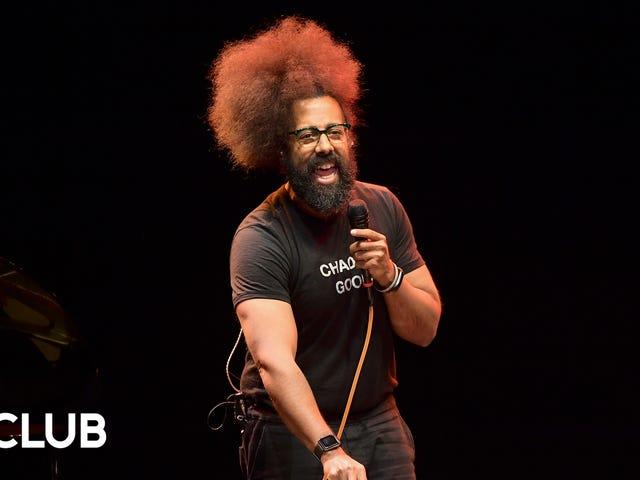 Reggie Watts recounts the origins his new musical side project, Wajatta