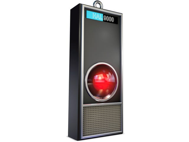 Hallmark Has a Talking, Glowing HAL 9000 Ornament Headed for Your Christmas Tree