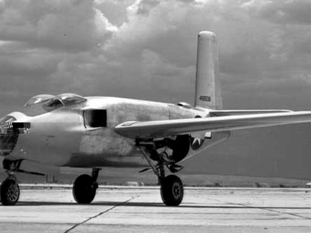 XB-43 Jetmaster: The Weird History Of America's First Jet Bomber