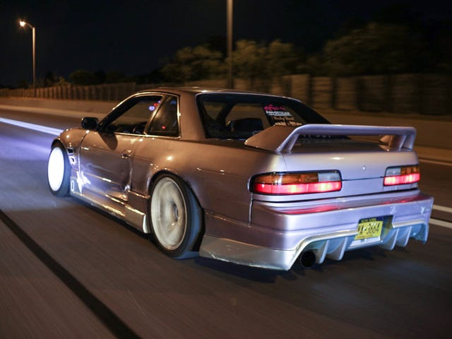 I Went Street Drifting With The Front Street Crew and It Fucking Sucked
