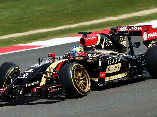 Brekend nieuws: Formule 1 gaat in 2021 volledig van start