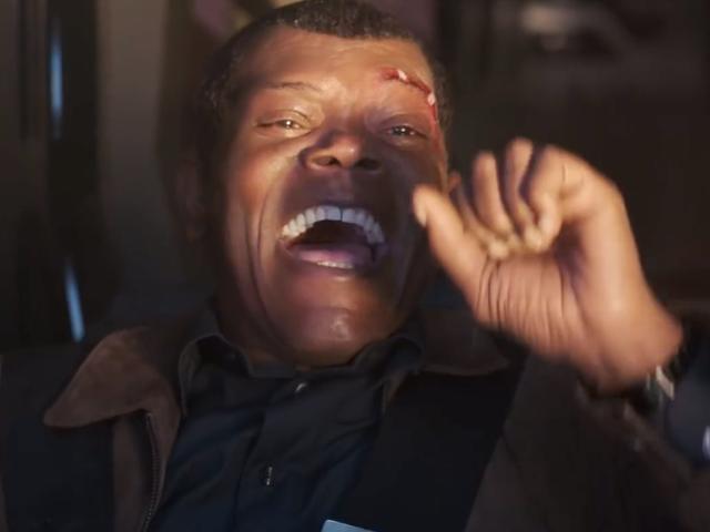 Samuel L. Jackson's Trolling Us All About Captain Marvelin voimista