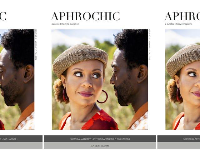 Nuestras vidas, nuestro estilo: la aclamada marca de estilo de vida AphroChic lanza una revista para nosotros, por nosotros