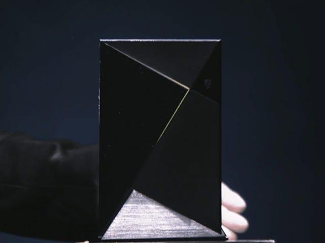 Η Nvidia ανακοίνωσε σήμερα μια νέα συσκευή Shield στο GDC
