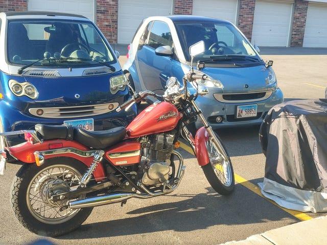 Honda Rebel Night Special