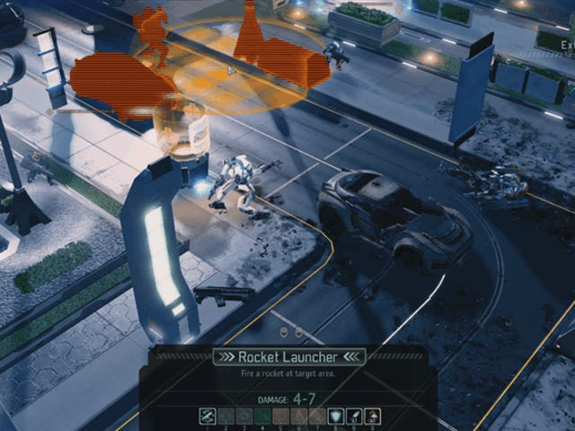 Wie man eine Rakete in <i>XCOM 2</i>