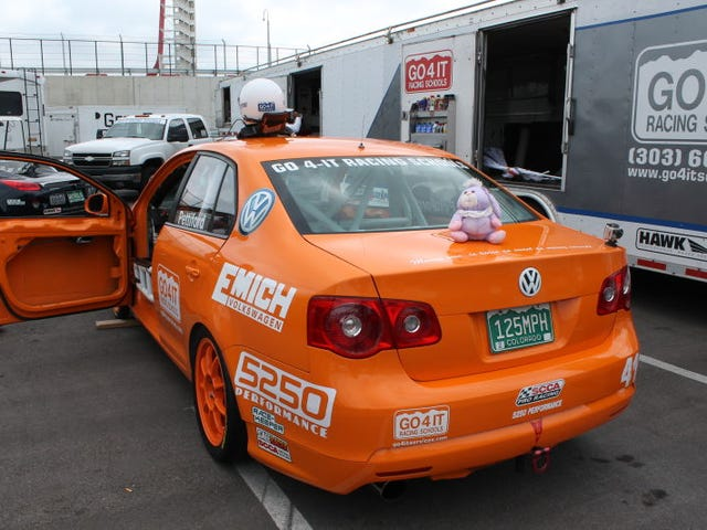 Who's At Pirelli World Challenge This Weekend?