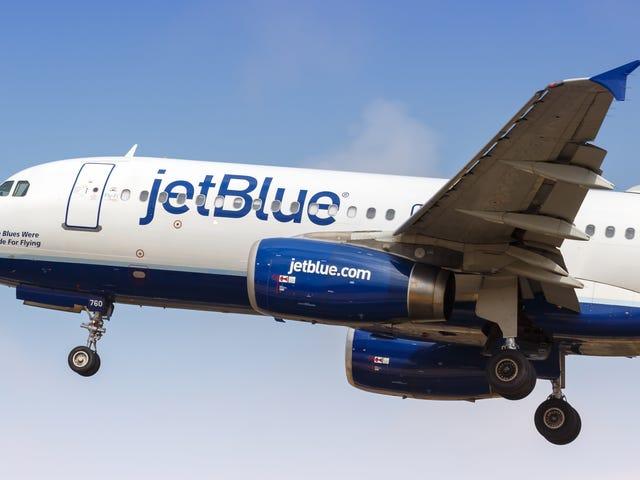 Holen Sie sich One-Way-Tickets für JetBlue-Flüge für nur 44 US-Dollar