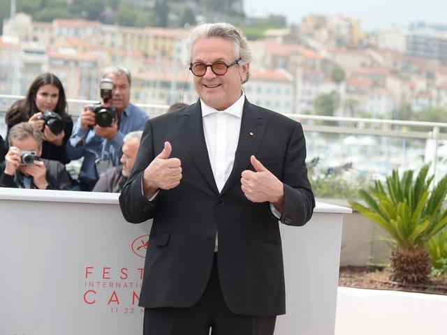 """조지 밀러는 그의 다음 영화를 """"안티 맥스 맥스""""로 묘사하고있다"""