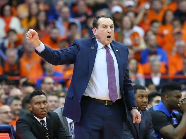 Pagar treinadores e administradores está arruinando os esportes da faculdade