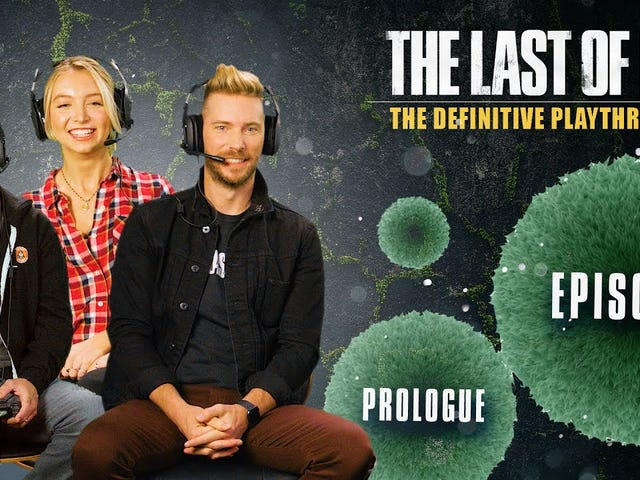 Let's Watch Nolan North Play The Last Of Us For The First Time