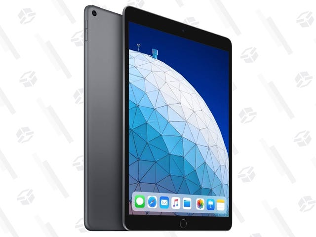 Save Up to $40 On Apple's New iPad Air