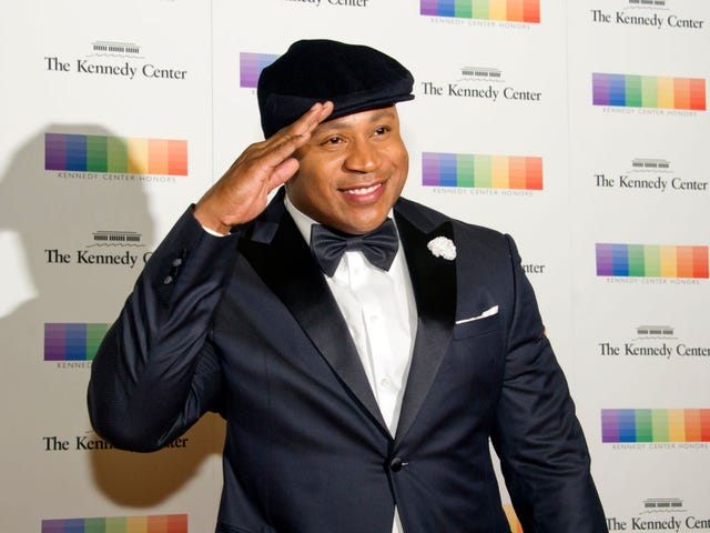 LL Cool J Becomes 1st Rapper to Receive Kennedy Center Honors Award
