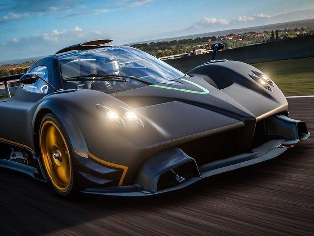 Silver Age Super GT komt naar GT Sport