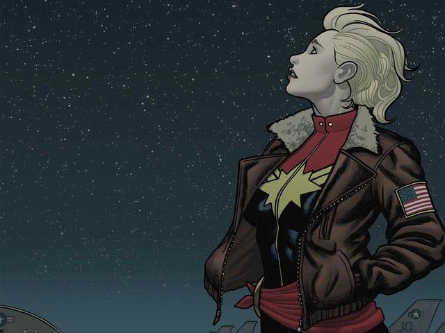 Đúc ảo: Captain Marvel