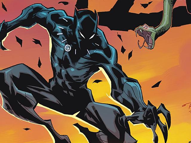 Ryan Coogler's CreedCo-WriterAaron Covington Is JoiningBlack Panther: Long Live the King