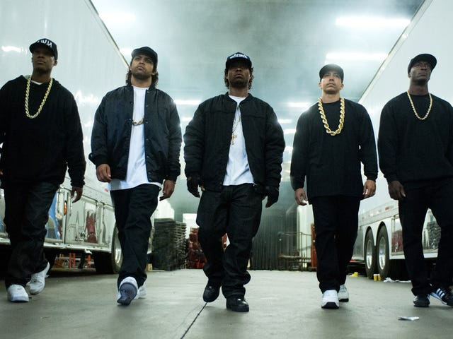 """Straight Outta Compton"" and The Gang Called N*ggaz With Attitudes"