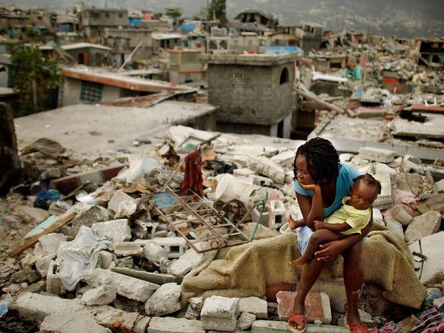 Hurricane Matthew Death Toll Climbs to 842 in Haiti