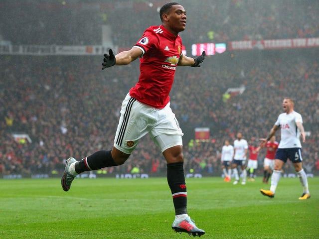 Ang Manchester United ay Hindi Magiging Malayo sa Tahimik