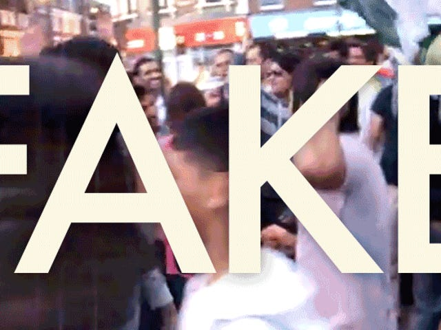 This Video of 'Muslims Celebrating the Paris Terror Attack' Is Totally Fake