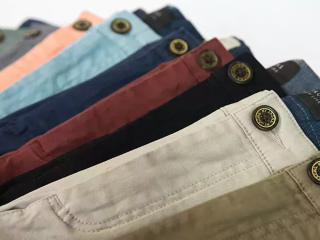 Step Into A Pair Of Soft, Comfortable Chinos From Jachs For Just $45 (50% Off)