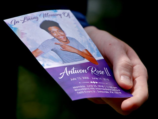 Family of Antwon Rose II, Pittsburgh Teen Killed by Police, Files Wrongful Death Lawsuit