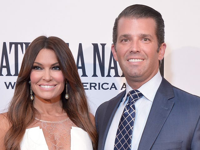 Don Jr. and Kimberly Guilfoyle Reportedly Have Pet Names for Each Other (Please Help Me)