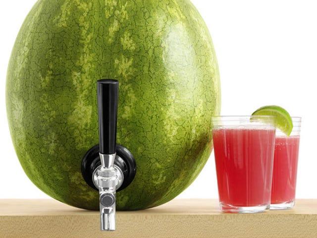 Brain Candy: Logical Watermelon for a Casual Mid-Week Kegger