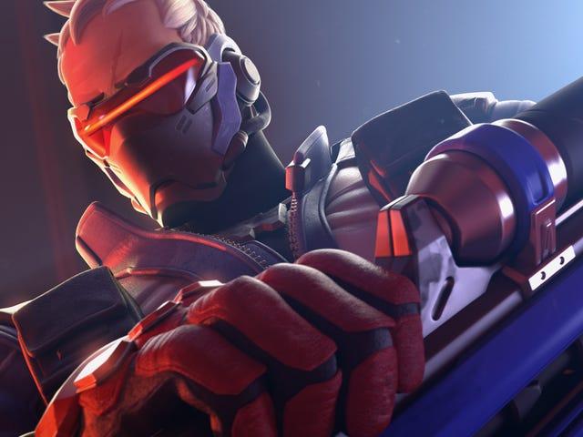 暴雪说战斗中的毒性行为正在减缓<i>Overwatch</i>更新