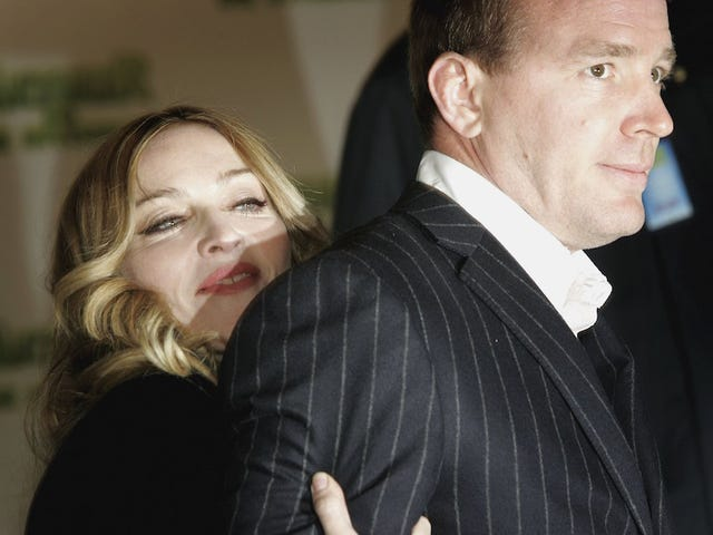 Madonna and Guy Ritchie Have Settled Their Custody Battle