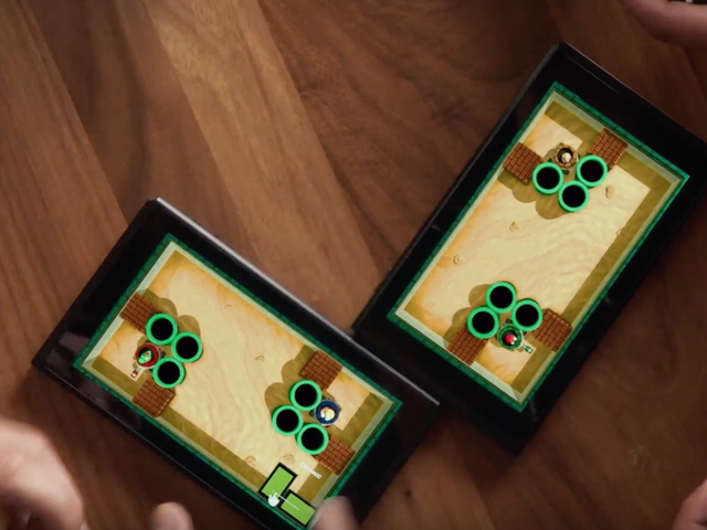 You Can Link Switches Together In Nintendo's Next Big Party Game