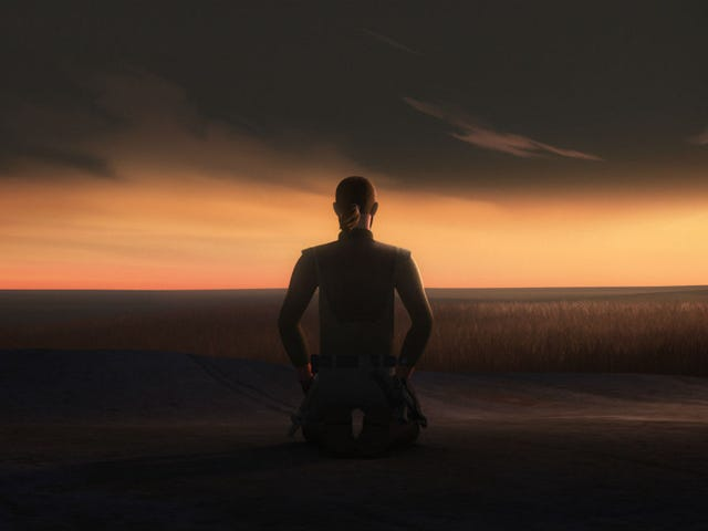 Reminder: Get Ready for the Beginning of the End of Star Wars Rebels This Weekend