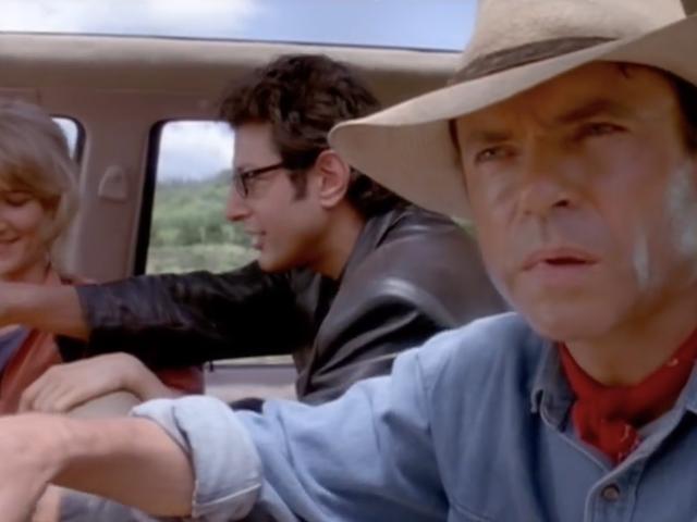 Nå, åh, der er det: The Heroes of Jurassic Park er tilbage til Jurassic World 3