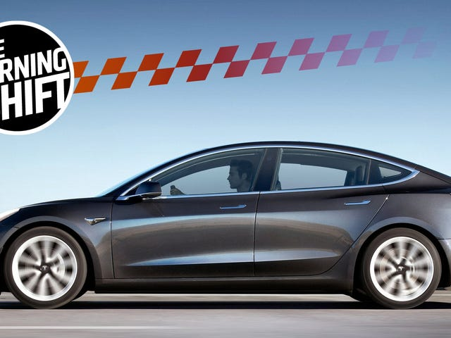 It Was Volkswagen That Wanted In on Tesla: Report