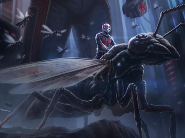 La tua guida a Ant-Man, l'eroe cinematografico Marvel più nuovo (e il più piccolo)