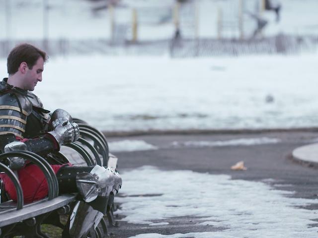 <i>Harlem Knight Fight</i> δείχνει την έκκληση του θωρακισμένου πολεμικού πρωταθλήματος