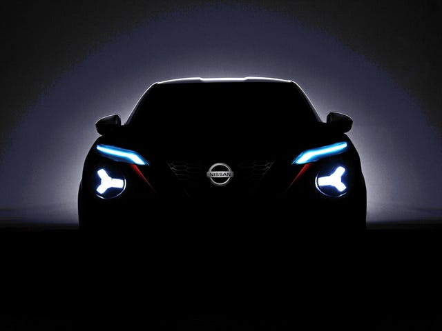 The New Nissan Juke Might Be Great But It's Not Coming Here