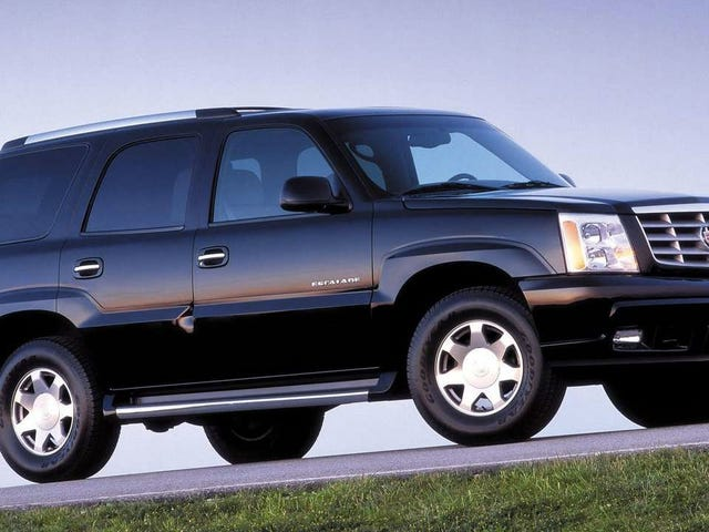 It's Time To Confess My Irrational Love For The 2002 Cadillac Escalade