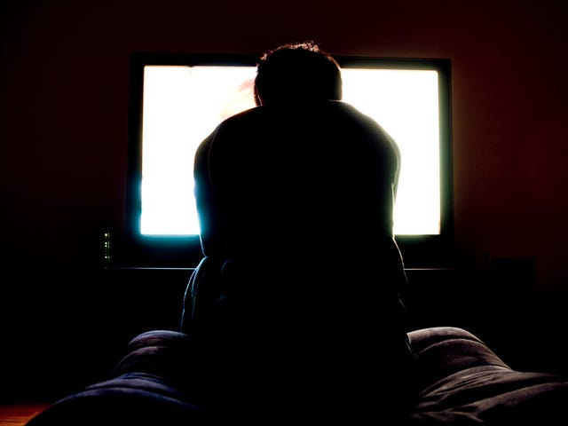 TV Watching Is Worse for Your Heart Than Sitting at Work, Study Finds