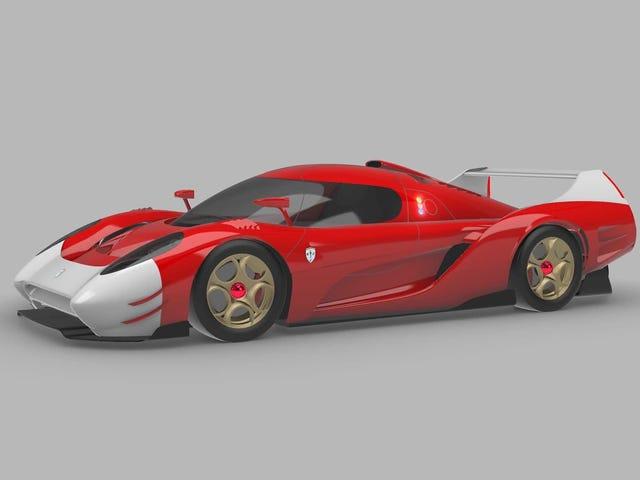 La FIA WEC está a punto de obtener una gran dosis de hermoso auto de carreras