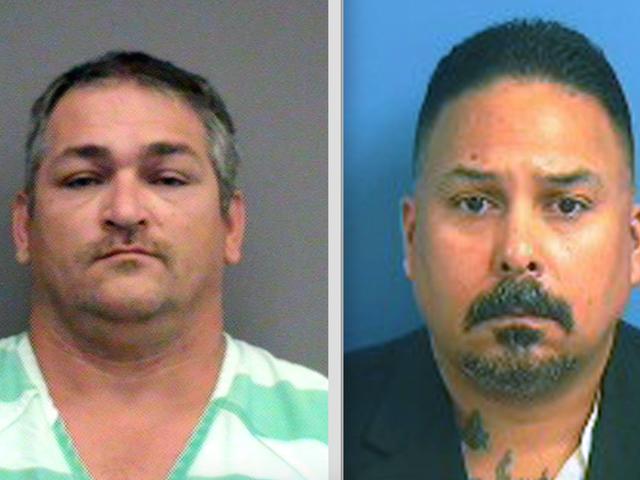 2 KKK สมาชิกที่ทำหน้าที่เป็นเจ้าพนักงานใน Fla ตัดสินลงโทษในแปลงเพื่อฆ่าผู้ต้องขังสีดำ