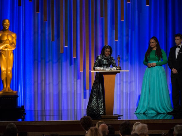 The Coronation of Our Queen Cicely Tyson at the 2018 Governors Awards