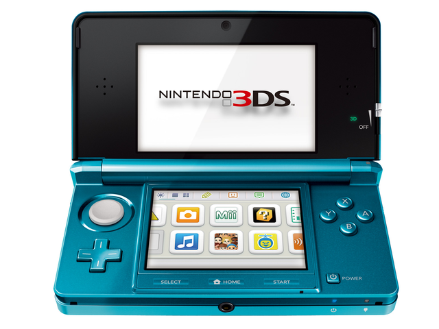 Well, That About Wraps It Up For 3DS