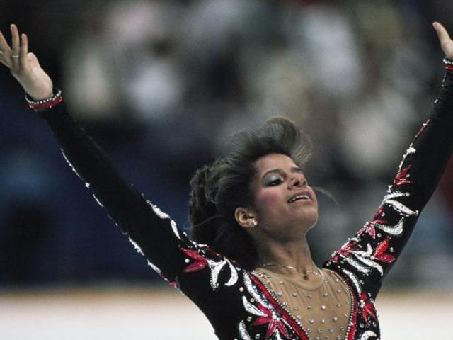 Happy Black History Month: Figure Skating and Gymnastics Rewind (Part 1)