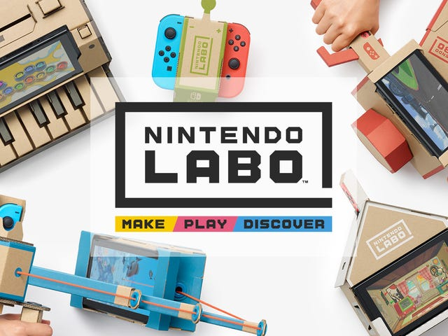 TAY Open Forum: Plus comme Nintendo Lab-no Edition